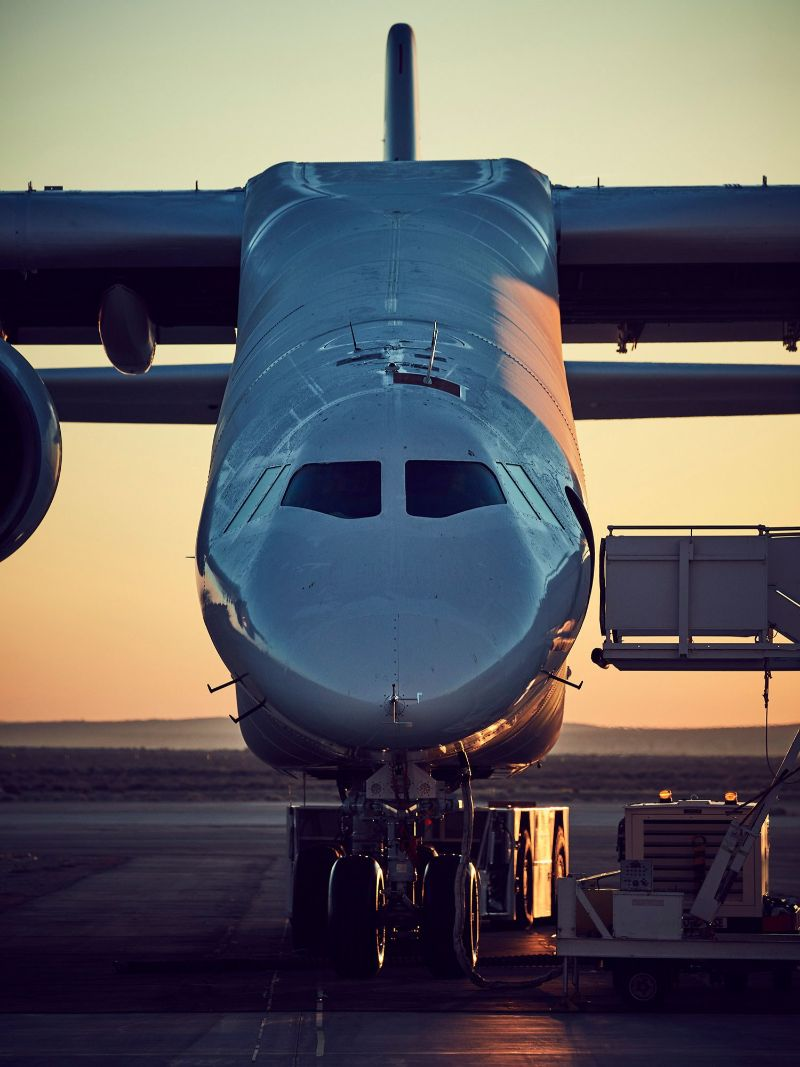 """Stratolaunch"" – The Largest Aircraft in The World stratolaunch ""Stratolaunch"" – The Largest Aircraft in The World strato opener mobile"