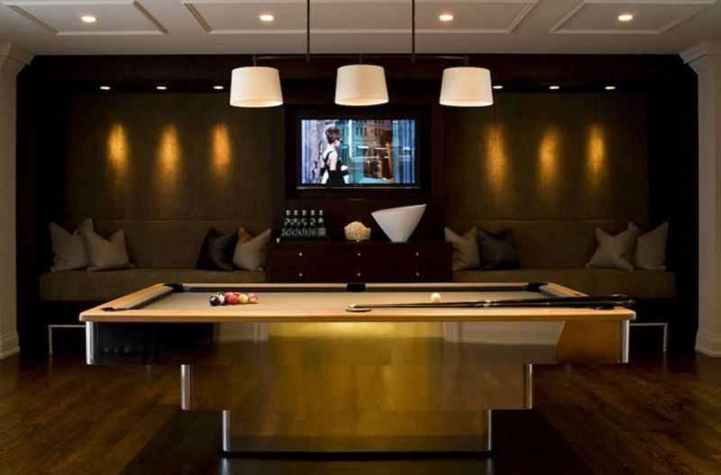 10 Contemporary and Luxury Gaming Room Ideas You'll Love gaming room 10 Contemporary and Luxury Gaming Room Ideas You'll Love 10 Contemporary and Luxury Gaming Room Ideas Youll Love 1