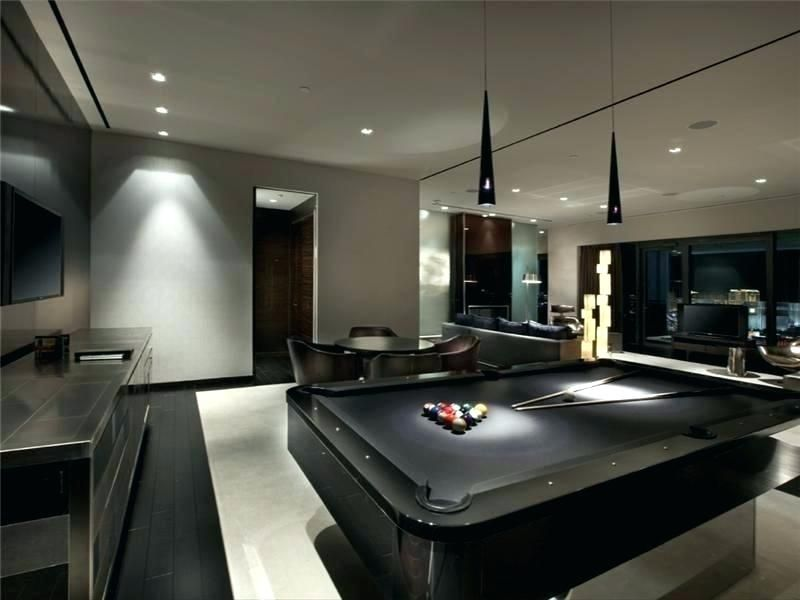 10 Contemporary and Luxury Gaming Room Ideas You'll Love gaming room 10 Contemporary and Luxury Gaming Room Ideas You'll Love 10 Contemporary and Luxury Gaming Room Ideas Youll Love 5