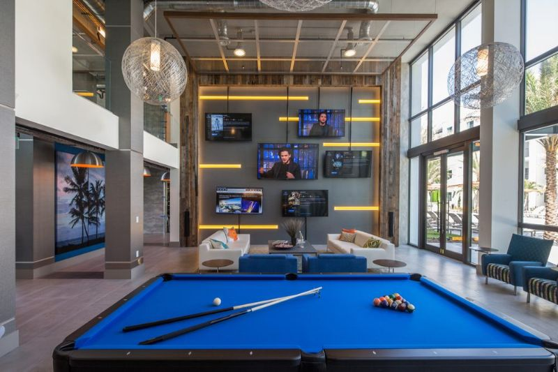 10 Contemporary and Luxury Gaming Room Ideas You'll Love gaming room 10 Contemporary and Luxury Gaming Room Ideas You'll Love 10 Contemporary and Luxury Gaming Room Ideas Youll Love 6
