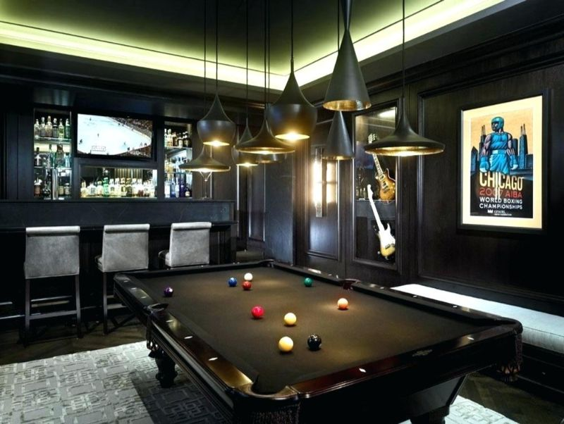 10 Contemporary and Luxury Gaming Room Ideas You'll Love gaming room 10 Contemporary and Luxury Gaming Room Ideas You'll Love 10 Contemporary and Luxury Gaming Room Ideas Youll Love 9