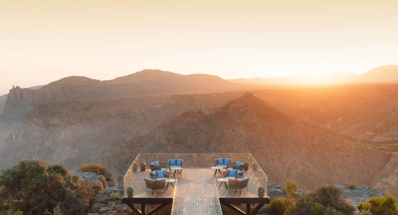 Looking For A Unique Experience? Discover These 5 Luxury Hotels! unique experience Looking For A Unique Experience? Discover These 5 Luxury Hotels! Anantara Al Jabal Al Akhdar