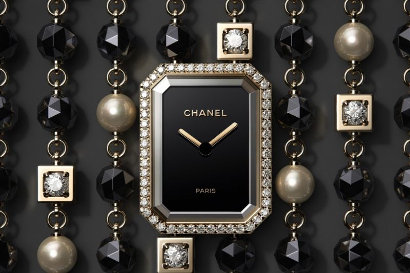 Chanel's Première Velours: A Timepiece With Brilliant Diamonds chanel Chanel's Première Velours: A Timepiece With Brilliant Diamonds Chanel   s Premi  re Velours A Timepiece With Brilliant Diamonds 2