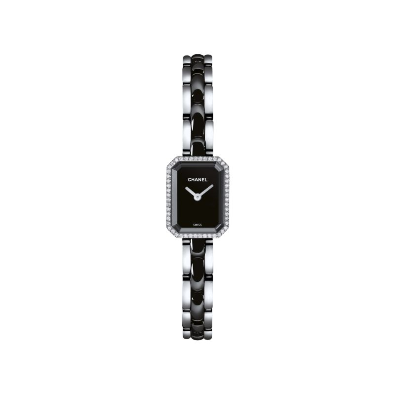 Discover This Exclusive Timepiece By Chanel chanel Discover This Exclusive Timepiece By Chanel Chanel   s Premi  re Velours A Timepiece With Brilliant Diamonds 5