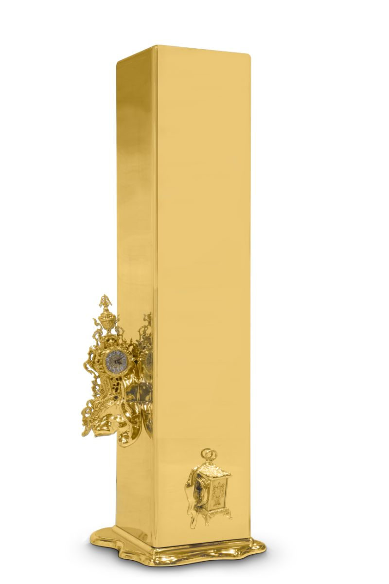 Intriguing Dreamlike Luxury Safes Inspired by Salvador Dalí salvador dalí Intriguing Dreamlike Luxury Safes Inspired by Salvador Dalí Dali Safe by Boca do Lobo 3