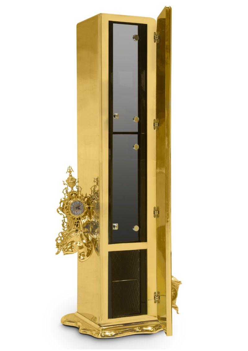 Intriguing Dreamlike Luxury Safes Inspired by Salvador Dalí salvador dalí Intriguing Dreamlike Luxury Safes Inspired by Salvador Dalí Dali Safe by Boca do Lobo 5