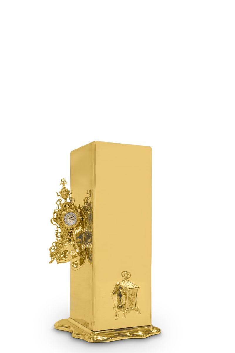 Intriguing Dreamlike Luxury Safes Inspired by Salvador Dalí salvador dalí Intriguing Dreamlike Luxury Safes Inspired by Salvador Dalí Dali Safe by Boca do Lobo 8