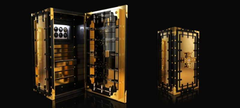 Fine Craftsmanship With A Sense Of Fantasy: Meet The Knox Safes fine craftsmanship Fine Craftsmanship With A Sense Of Fantasy: Meet The Knox Safes Fine Craftsmanship With A Sense Of Fantasy Meet The Knox Safes 1