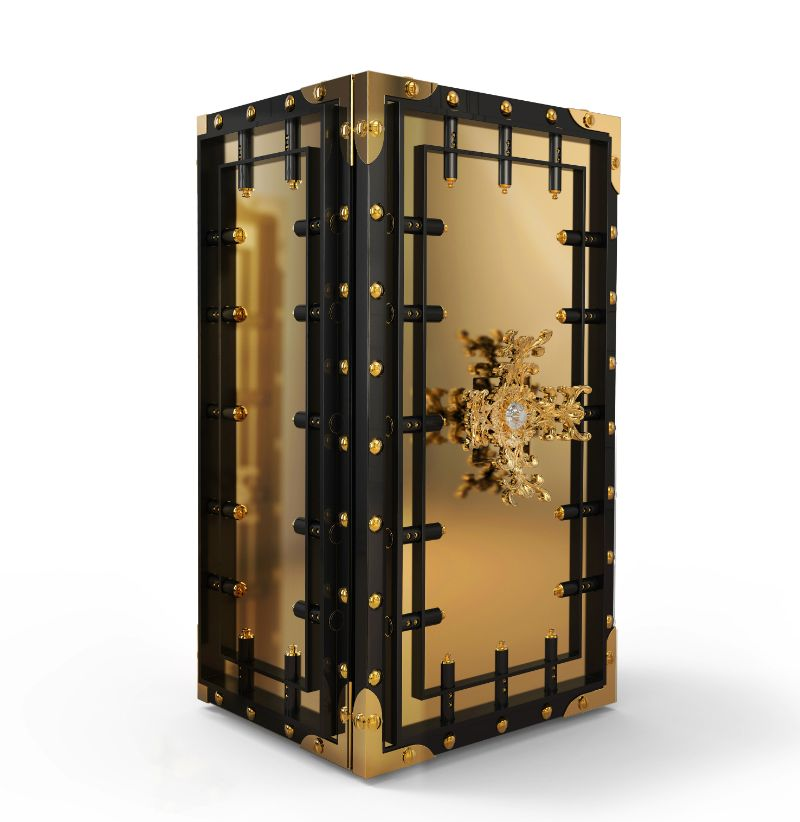 Fine Craftsmanship With A Sense Of Fantasy: Meet The Knox Safes fine craftsmanship Fine Craftsmanship With A Sense Of Fantasy: Meet The Knox Safes Fine Craftsmanship With A Sense Of Fantasy Meet The Knox Safes 2
