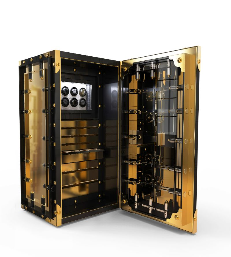 Fine Craftsmanship With A Sense Of Fantasy: Meet The Knox Safes fine craftsmanship Fine Craftsmanship With A Sense Of Fantasy: Meet The Knox Safes Fine Craftsmanship With A Sense Of Fantasy Meet The Knox Safes 3