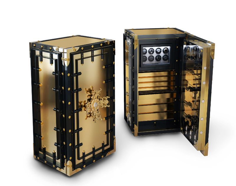 Fine Craftsmanship With A Sense Of Fantasy: Meet The Knox Safes fine craftsmanship Fine Craftsmanship With A Sense Of Fantasy: Meet The Knox Safes Fine Craftsmanship With A Sense Of Fantasy Meet The Knox Safes 4