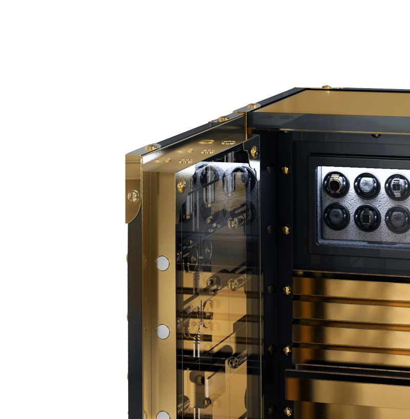 Fine Craftsmanship With A Sense Of Fantasy: Meet The Knox Safes fine craftsmanship Fine Craftsmanship With A Sense Of Fantasy: Meet The Knox Safes Fine Craftsmanship With A Sense Of Fantasy Meet The Knox Safes 5