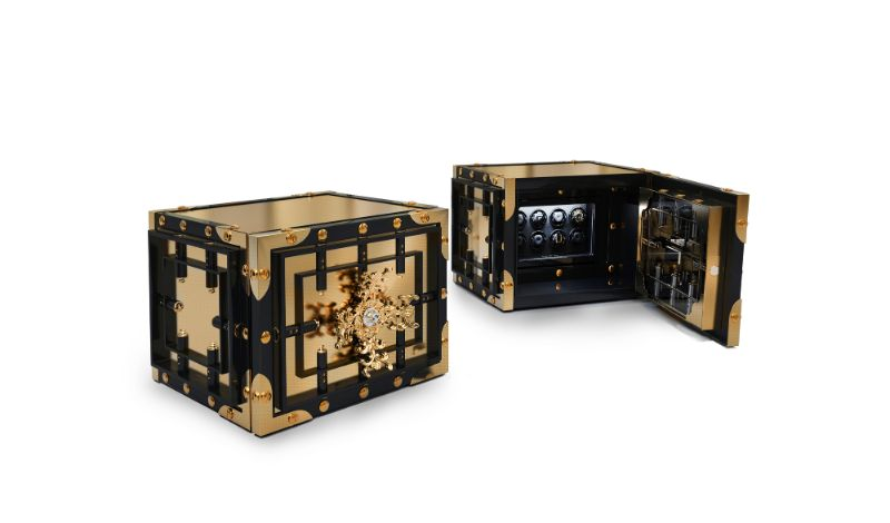 Fine Craftsmanship With A Sense Of Fantasy: Meet The Knox Safes fine craftsmanship Fine Craftsmanship With A Sense Of Fantasy: Meet The Knox Safes Fine Craftsmanship With A Sense Of Fantasy Meet The Knox Safes 6