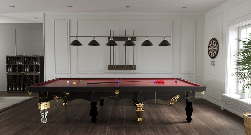 gaming room 10 Contemporary and Luxury Gaming Room Ideas You'll Love The Metamorphosis English Snooker