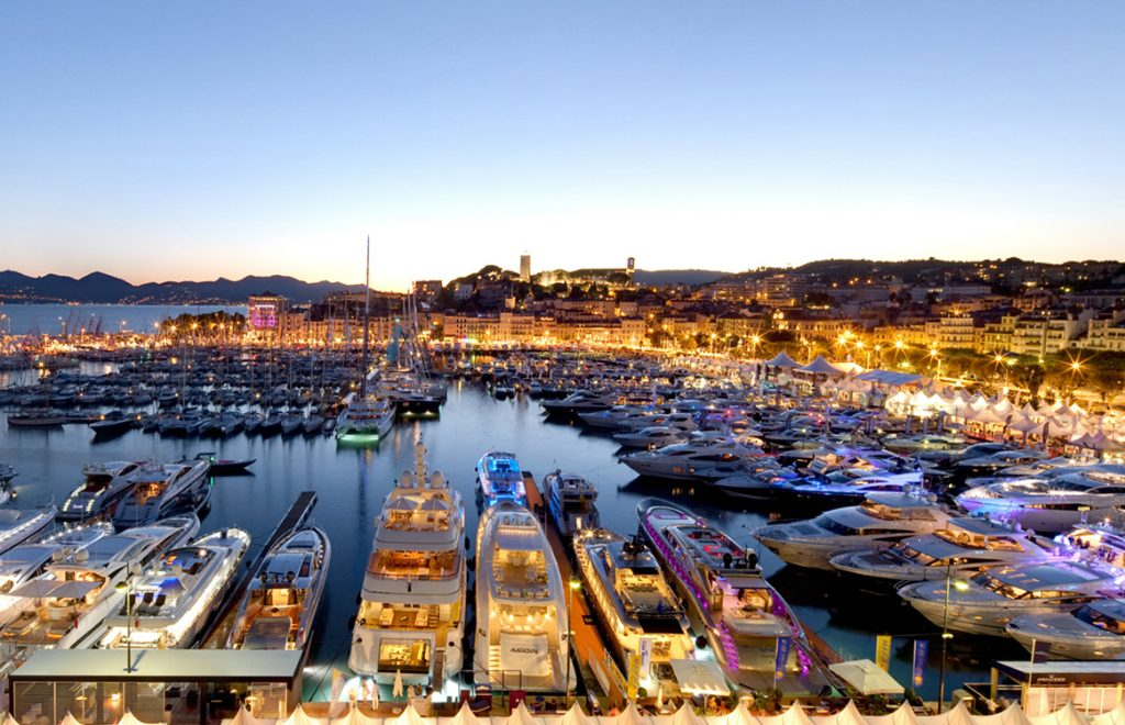 Get To Know Everything About Cannes Yachting Festival 2019