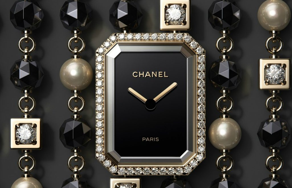 Chanel's Première Velours: A Timepiece With Brilliant Diamonds