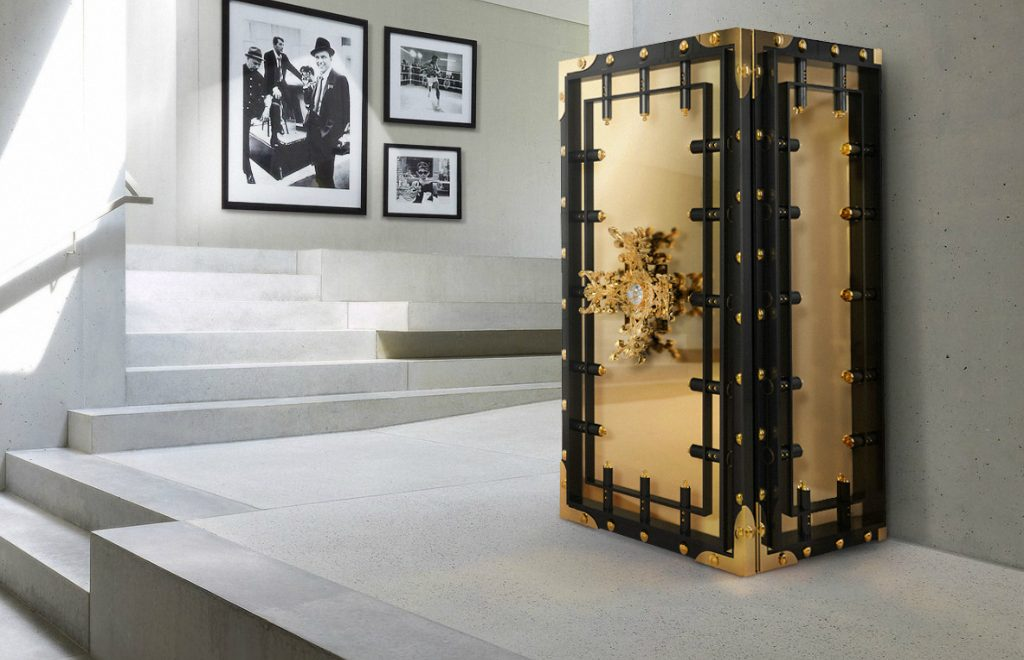 Fine Craftsmanship With A Sense Of Fantasy: Meet The Knox Safes