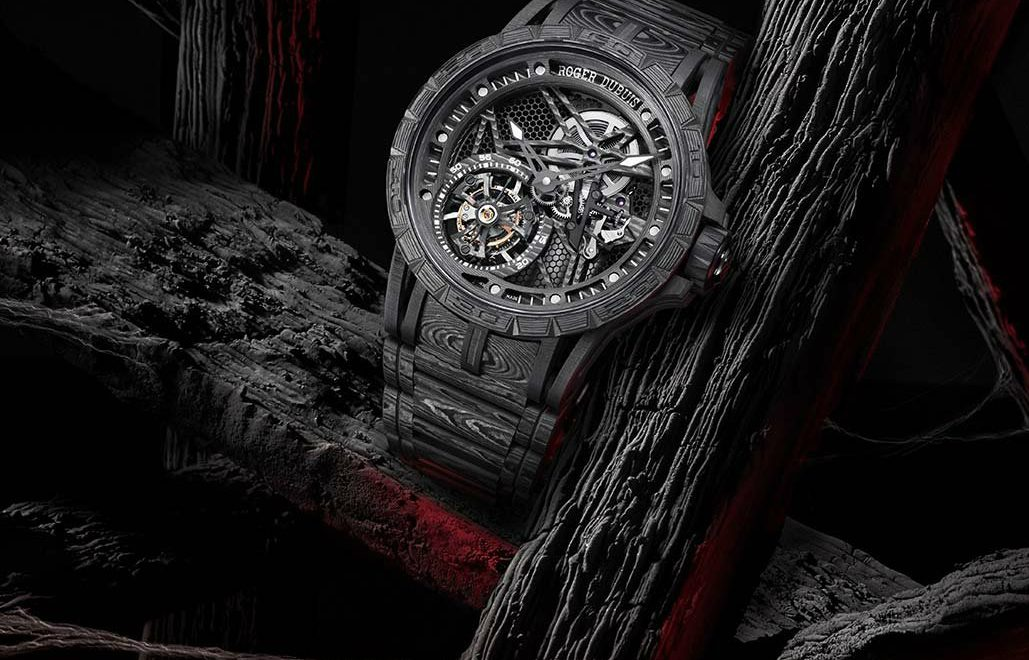 Roger Dubuis Spider Excalibur Carbon 3 – What A Powerful Timepiece!