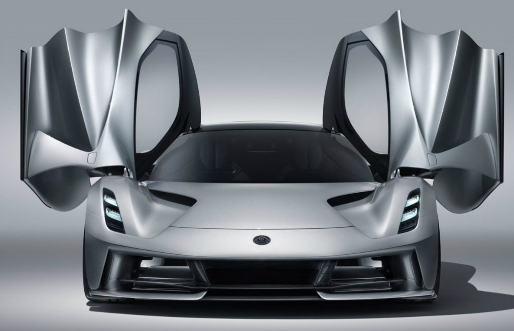 The Evija By Lotus – The New Wild And Powerful Hypercar