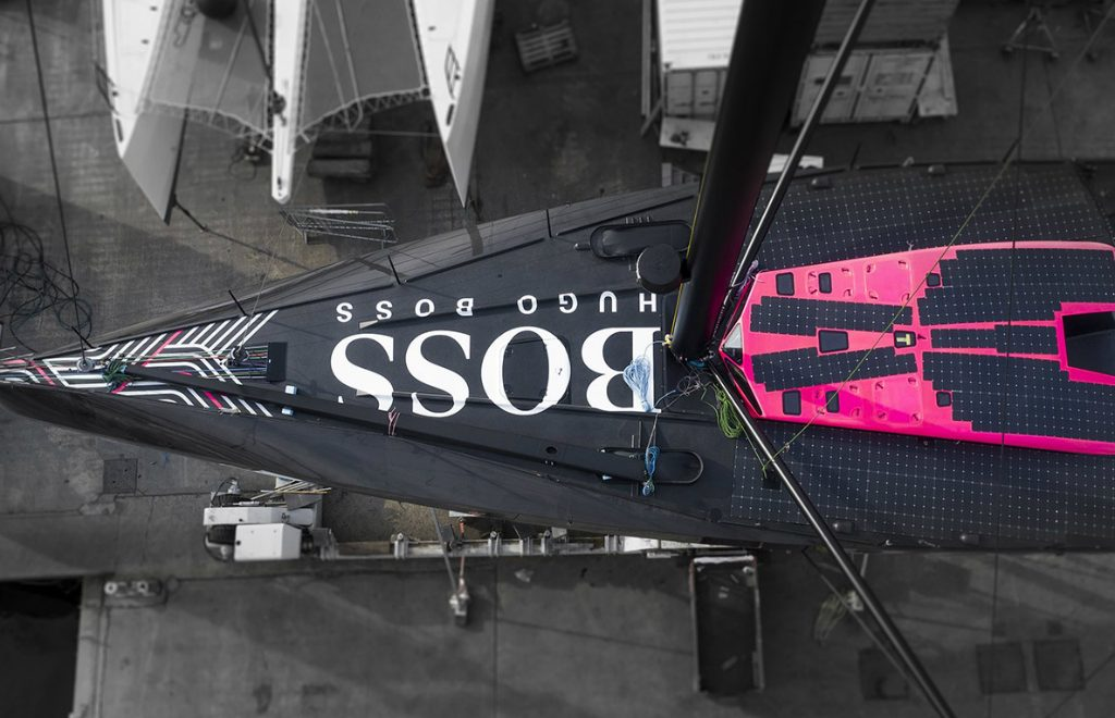 The New Hugo Boss Yacht – A Symbol Of Perfection And Excellence