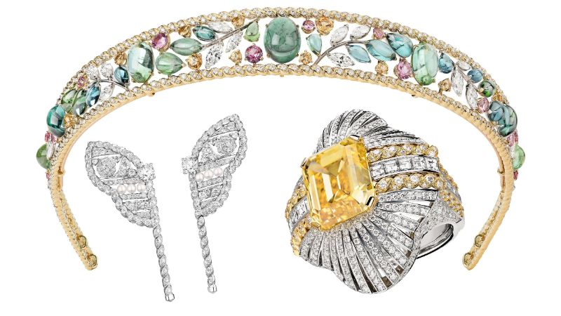 Chanel's New High Jewelry Collection Inspired By Russia's Empire chanel Chanel's New High Jewelry Collection Inspired By Russia's Empire Chanel   s New High Jewelry Collection Inspired By Russia   s Empire 3