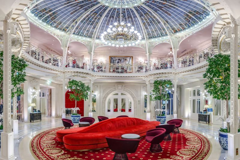 Get Amazed By These 5 Luxury Hotels in Monaco luxury hotels in monaco Get Amazed By These 5 Luxury Hotels in Monaco H  tel Hermitage Monte Carlo 2
