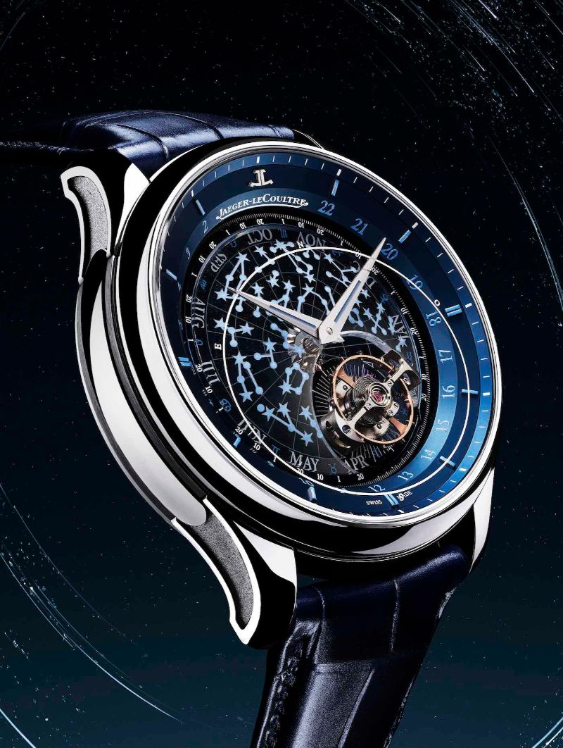 Inspired by Heavens: The Jaeger-LeCoultre's New Timepieces jaeger-lecoultre Inspired by Heavens: The Jaeger-LeCoultre's New Timepieces Inspired by Heavens The Jaeger LeCoultres New Timepieces 2