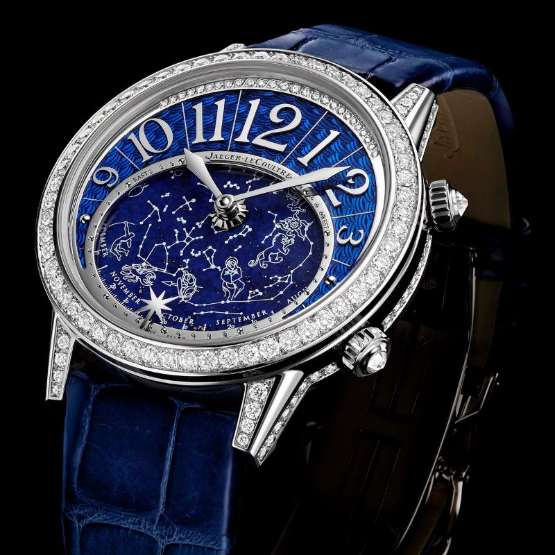 Inspired by Heavens: The Jaeger-LeCoultre's New Timepieces jaeger-lecoultre Inspired by Heavens: The Jaeger-LeCoultre's New Timepieces Inspired by Heavens The Jaeger LeCoultres New Timepieces 8