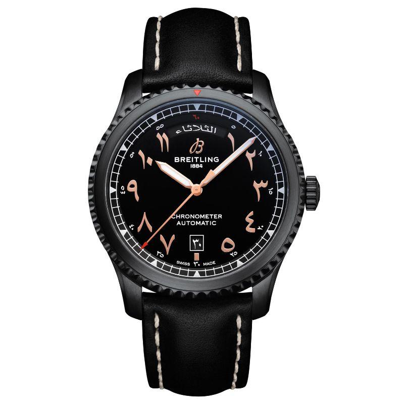 The Aviator 8 Timepiece - A Masterpiece By Breitling & Etihad Airways timepiece The Aviator 8 Timepiece – A Masterpiece By Breitling & Etihad Airways The Aviator 8 Timepiece A Masterpiece By Breitling Etihad Airways 1