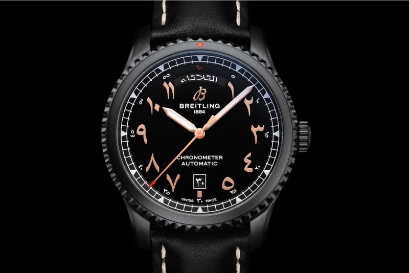 The Aviator 8 Timepiece - A Masterpiece By Breitling & Etihad Airways timepiece The Aviator 8 Timepiece – A Masterpiece By Breitling & Etihad Airways The Aviator 8 Timepiece A Masterpiece By Breitling Etihad Airways 3
