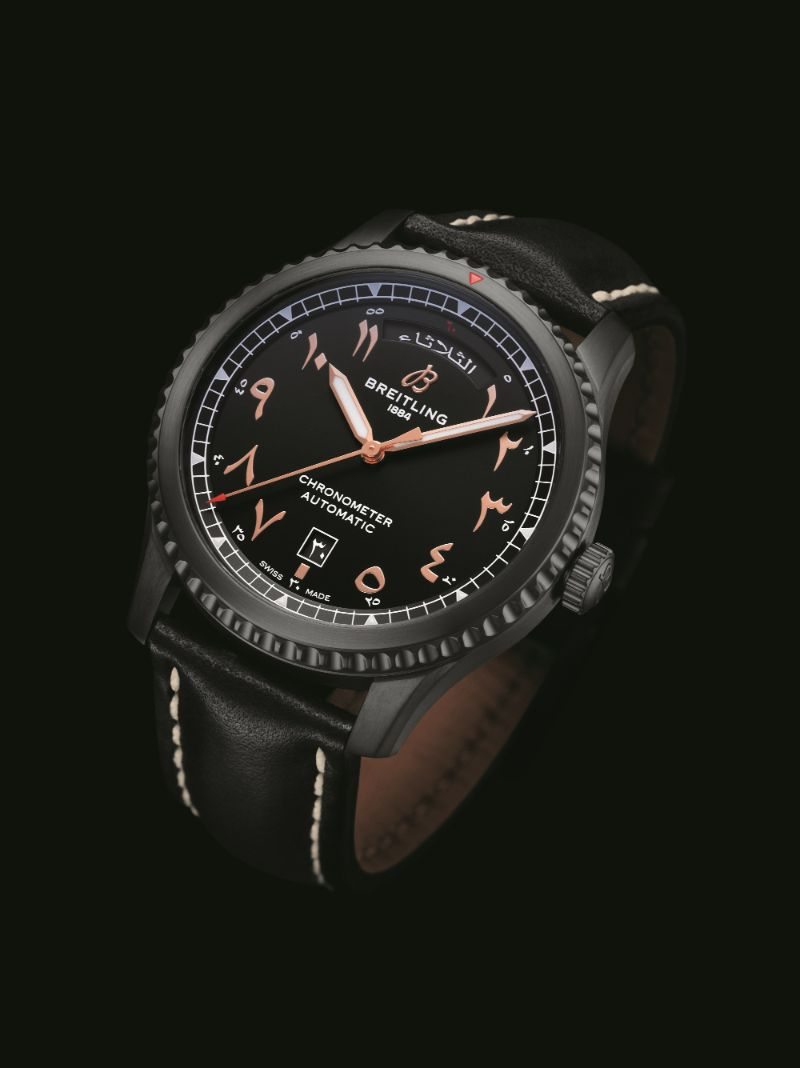 The Aviator 8 Timepiece - A Masterpiece By Breitling & Etihad Airways timepiece The Aviator 8 Timepiece – A Masterpiece By Breitling & Etihad Airways The Aviator 8 Timepiece A Masterpiece By Breitling Etihad Airways 6